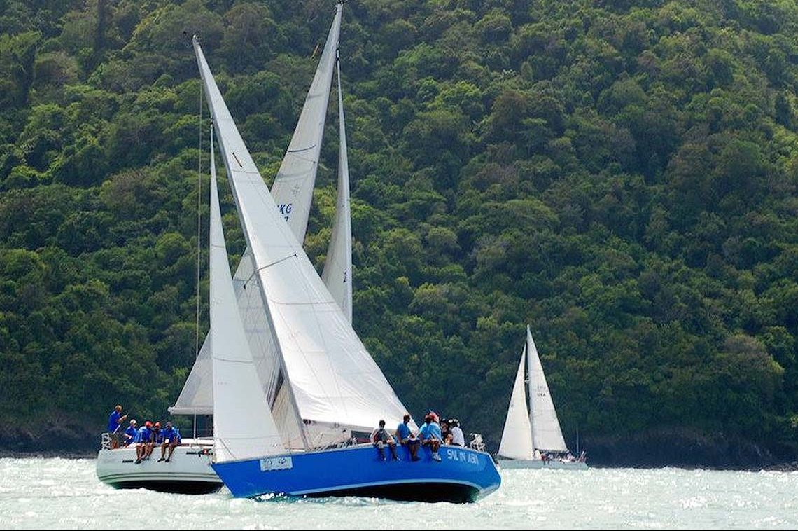 phukets one design regatta