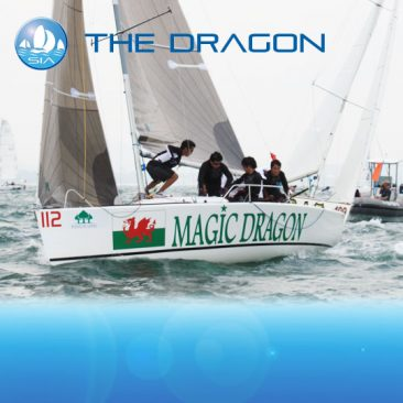 Dragon racing charter