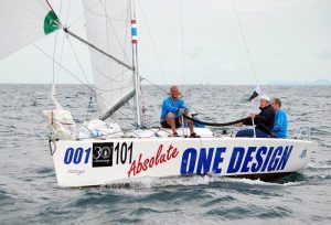 phukets one design regatta